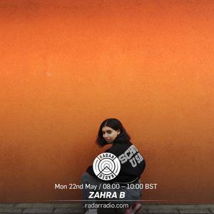 Zahra B - 22nd May 2017