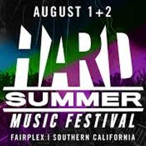 Jack Ü -  LIVE @ Hard Summer Festival, 02/08/2015