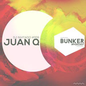 #009 - JUAN Q - Ushuaia Bunker Podcast