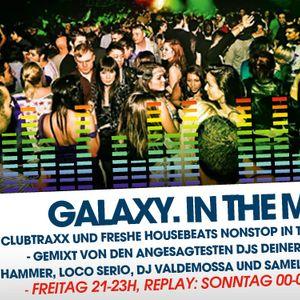 02.12.2011 - Part 1 - Samel Farak @ Radio Galaxy Bamberg & Coburg