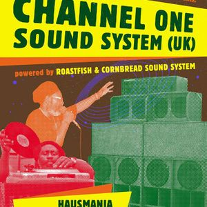 Channel one sound system in NORWAY OSLO 09-09-2016.