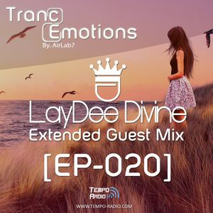 AirLab7 Presents. TrancEmotions [EP 020] LayDee Divine Guest Mix