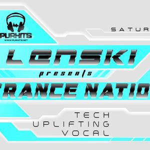 TRANCE  NATION   010  LIVE   ON PURHITS  RADIO