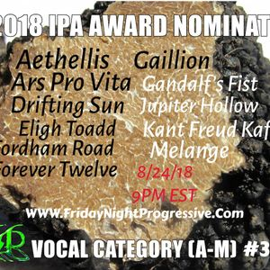 FNP 335 IPA Vocal 1st Show 8-24-18 by FRIDAY NIGHT