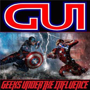 GUI47 - MARVEL CIVIL WAR (COMIC): THE SHREVEPORT AVENGERS