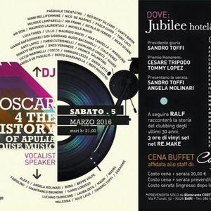 Oscar 4 The Hystory of Apulia House Music