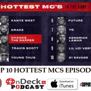2016 Hottest MCs List Episode