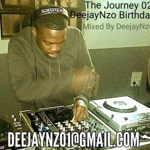 The Journey 022 (DeejayNzo Birthday Mix) Mixed By DeejayNzo