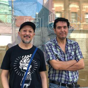 CoAmp en Español • 11-11-2020 • Libros y Cine con Julio Rangel y Marco Escalante