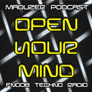 OPEN YOUR MIND Podcast 01 @ FNOOB TECHNO RADIO 16th june 2k12