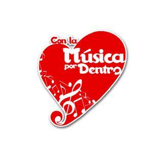 Con la Música por Dentro 11/ene/14 - Raul Diaz