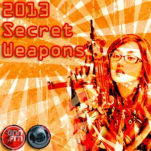 2013 secret weapons