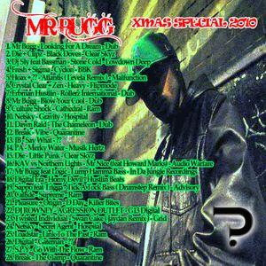 Mr Bugg - Xmas Special 2010 - Spynal Records