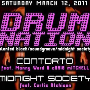 MSPodcast 008 - Drum Nation: Miami @ Twist (WMC 2011) - Part Two