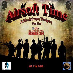 Airsoft Time (#9) - 15.03.2017 (George & George & Iakovos & Zafiris - Legio IX & GROM & V.A.G.)
