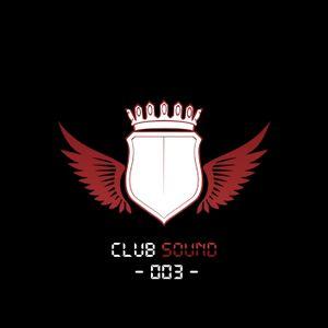 Club Sound 003 - mixed by DJ Kia 2009