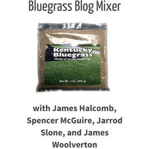 Bluegrass Blog Mixer-Randomness
