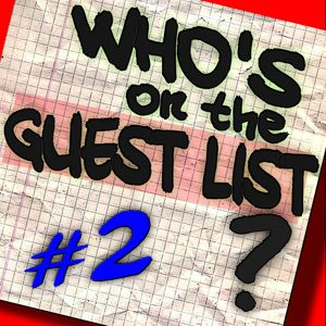 V/A - Who's On The Guest List? Volume 2 - MINIMIX