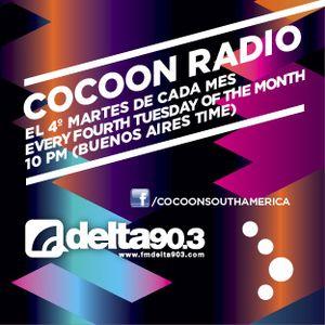 Cocoon Radio (27/9/2011) Sven Vath Parte 1