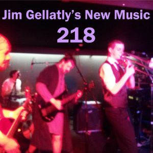 Jim Gellatly's New Music episode 218: Return To The Centre Of Perth