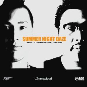 FUNKY GANGSTER - SUMMER NIGHT DAZE