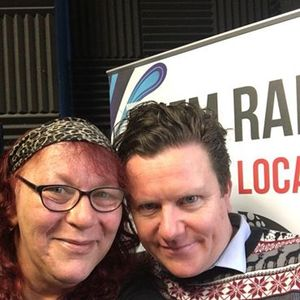 Ellie's Transistor Radio Show 21st Dec 2017 with Dan Donnelly