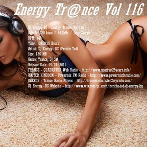 DJ Energy-BG - Energy Trance Vol 116