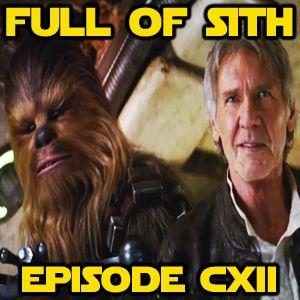 Episode CXII: The Post-Celebration Hangover