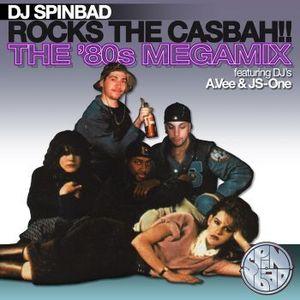 DJ Spinbad Rocks The Casbah 80s Megamix Vol 1 (1996)