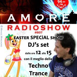 LORENZOSPEED present AMORE Radio Show # 607 Domenica 20 Aprile 2014 part 1