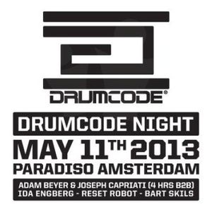 Adam Beyer B2b Joseph Capriati @ Club Paradiso - Drumcode Radio 147 (11-05-2013) Part 2