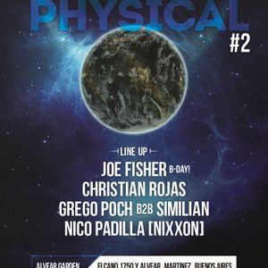 Joe Fisher @ Physical 2, Alvear Garden 03.10.15