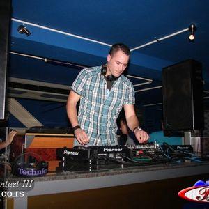 Mill Junior - Live Dj Contest Mix in Club Bali 2012 (Senta-SRB)