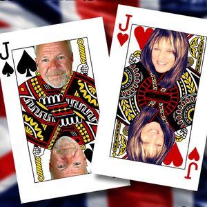 JANI & LINDSEY - A PAIR OF (UNION) JACKS!