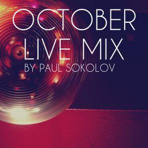OCTOBER LIVE MIX (28.10.14)