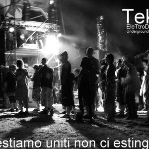 Underground Tekno Vibes - Dj Alien Live on Soundwaveradio 25/06/2k15