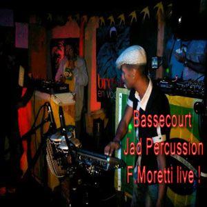 Soirée a Bassecourt JAD PERCUSSION ET F.MORETTI 28 JUIN 2014 switzerland !