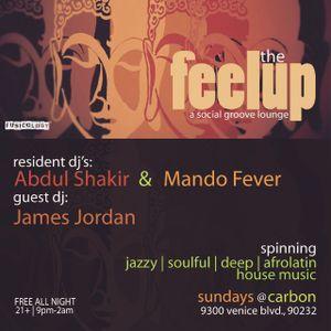 James Jordan Live @ The FeelUp 2.1.15