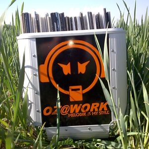 "Oz@Work - Radioclub set ""pilote"" pour Lunatic Session (31/05/10)"