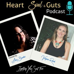 Episode 017: Virginia Raich: Igniting Your Soul Fire