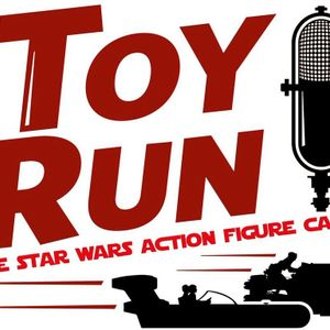 TOY RUN: The Star Wars Action Figure Cast - Episode 8: This Week in Matt Fox's Star Wars Figure Coll