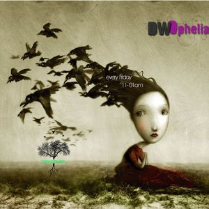 Decide to Walk with your ghosts Ophelia @innersound-radio
