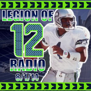 Episode #24 feat. Warren Moon (8-1-14)