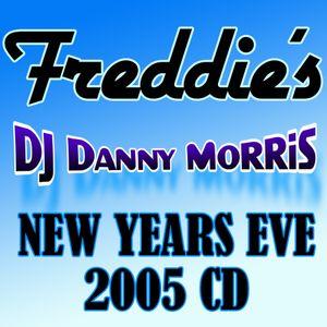 Freddie's New Years Eve 2005 CD