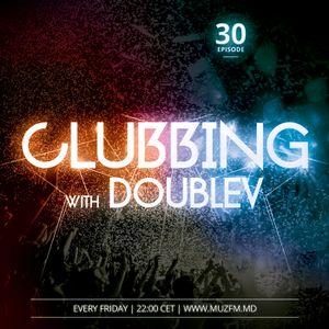 DoubleV - Clubbing 030 (13-02-2015)
