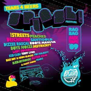 Tears 4 Beers - Offical Splash! Festival 2009 Mix