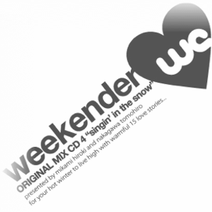 """Original compiled&mixed CD """"singing in the snow"""" by weekender"""