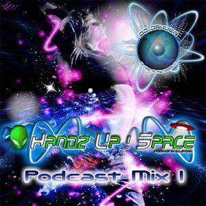 Dj Jander - Handz_Up! Space (PodcastMix1)