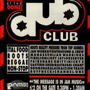 DJ Diablo & Ephraim - Mystic Jungle Live At The Dub Club 10-02-1994