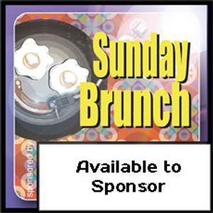 26/08/12 Sunday Brunch with Paul Boniface on RedShiftRadio